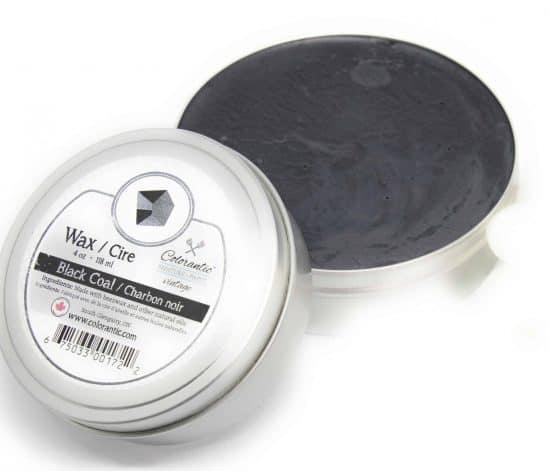 Black Coal Wax