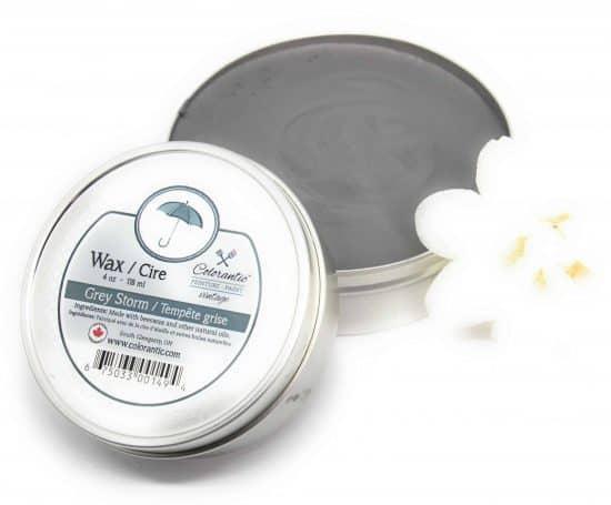 Grey Storm beeswax furniture polish Wax