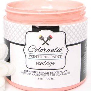 Peinture a la craie Pamplemousse - Chalk Based Paint Grapefruit