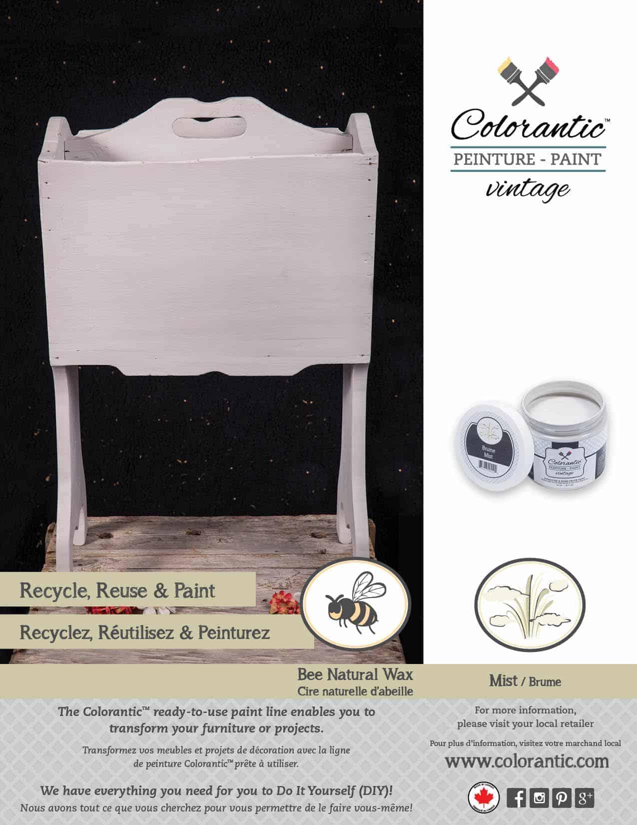 brume mist off-white