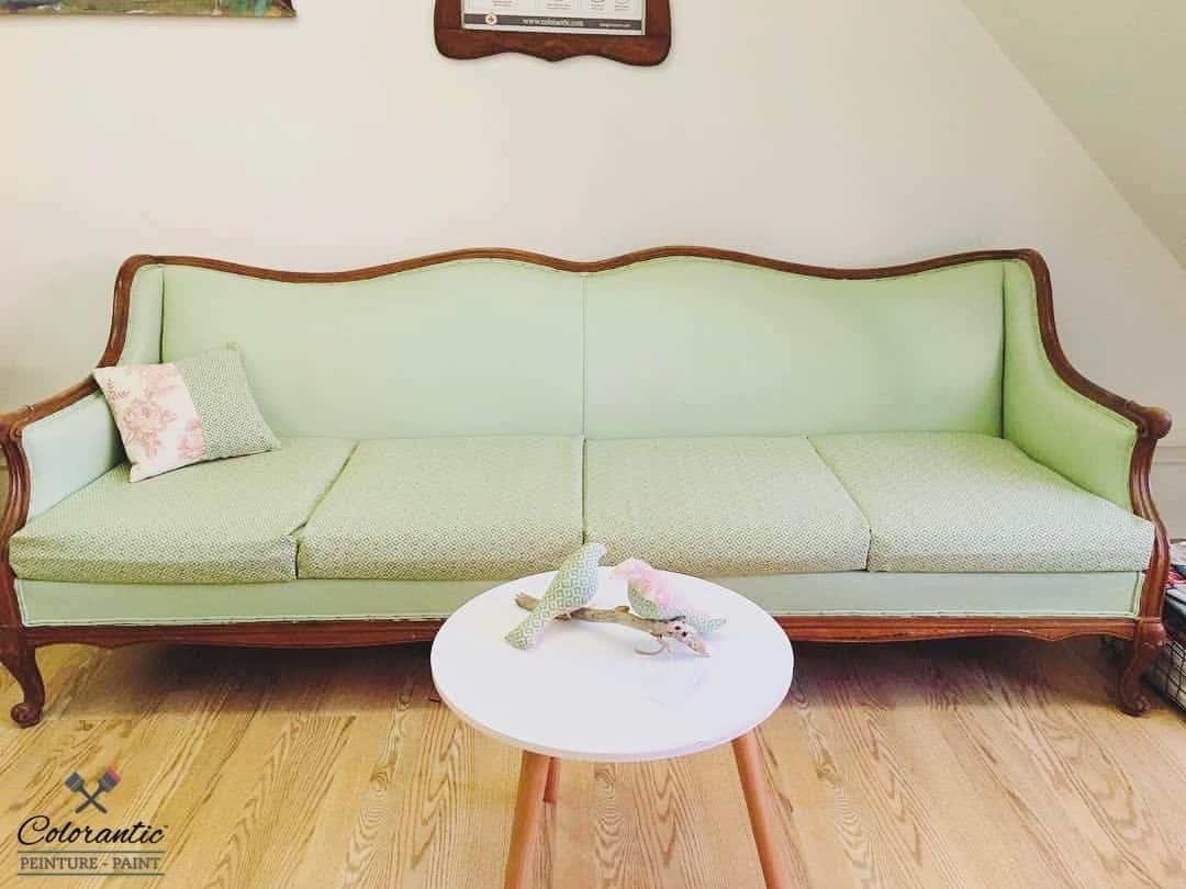 Sofa jardin d'été
