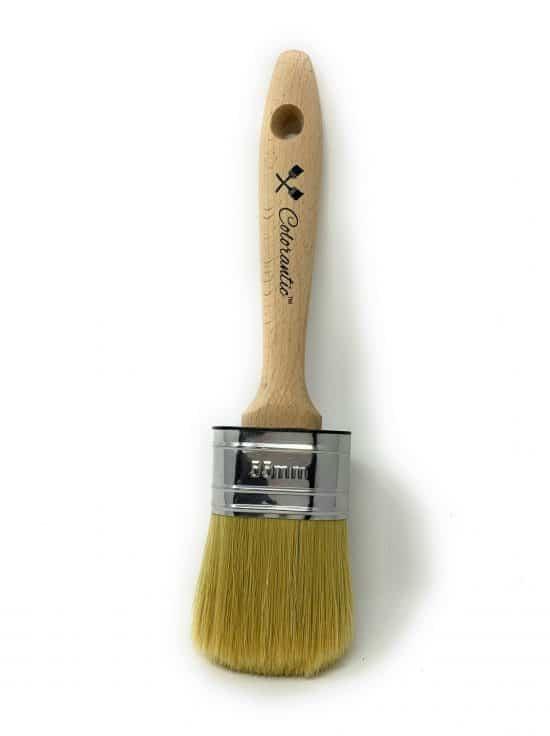 oval paintbrush 55 mm