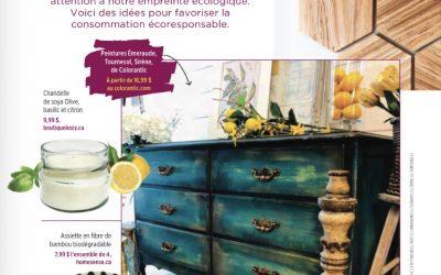 Colorantic fait son apparition dans le magazine La Semaine