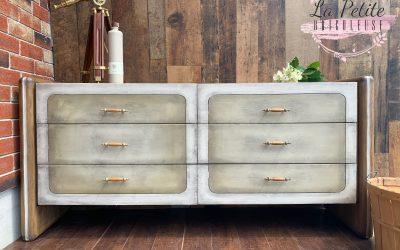 Revalorisez un meuble avec une technique de couleurs dégradées