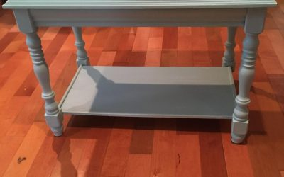 How to upgrade a coffee table
