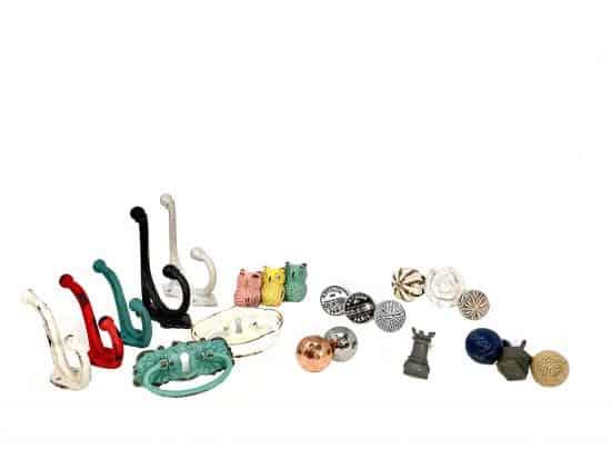 knobs and hooks