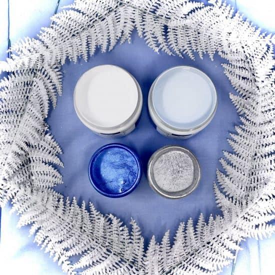 winter bundle of paint