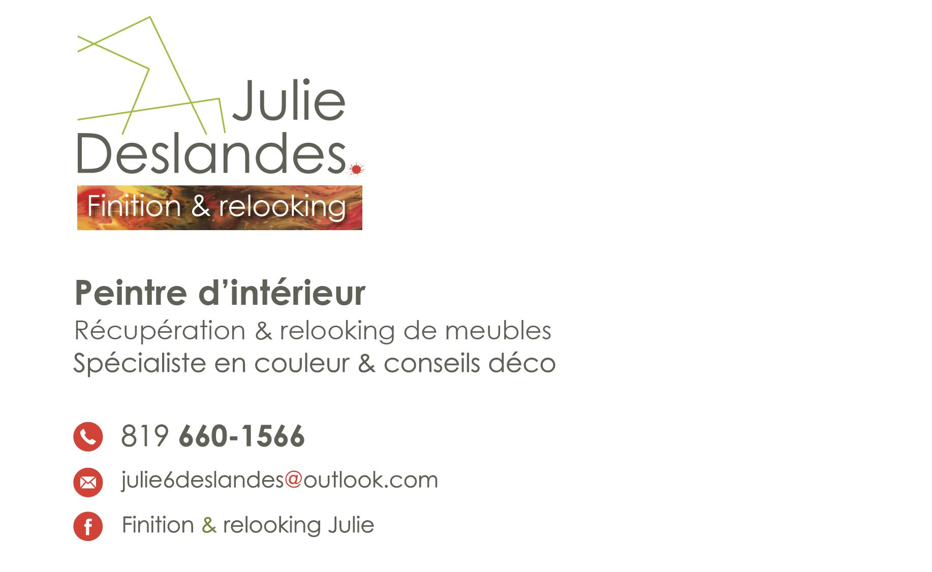 Julie Deslandes