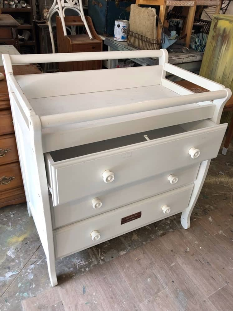 products used tv cabinet