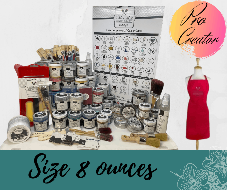 a paint kit for consultants and paint party