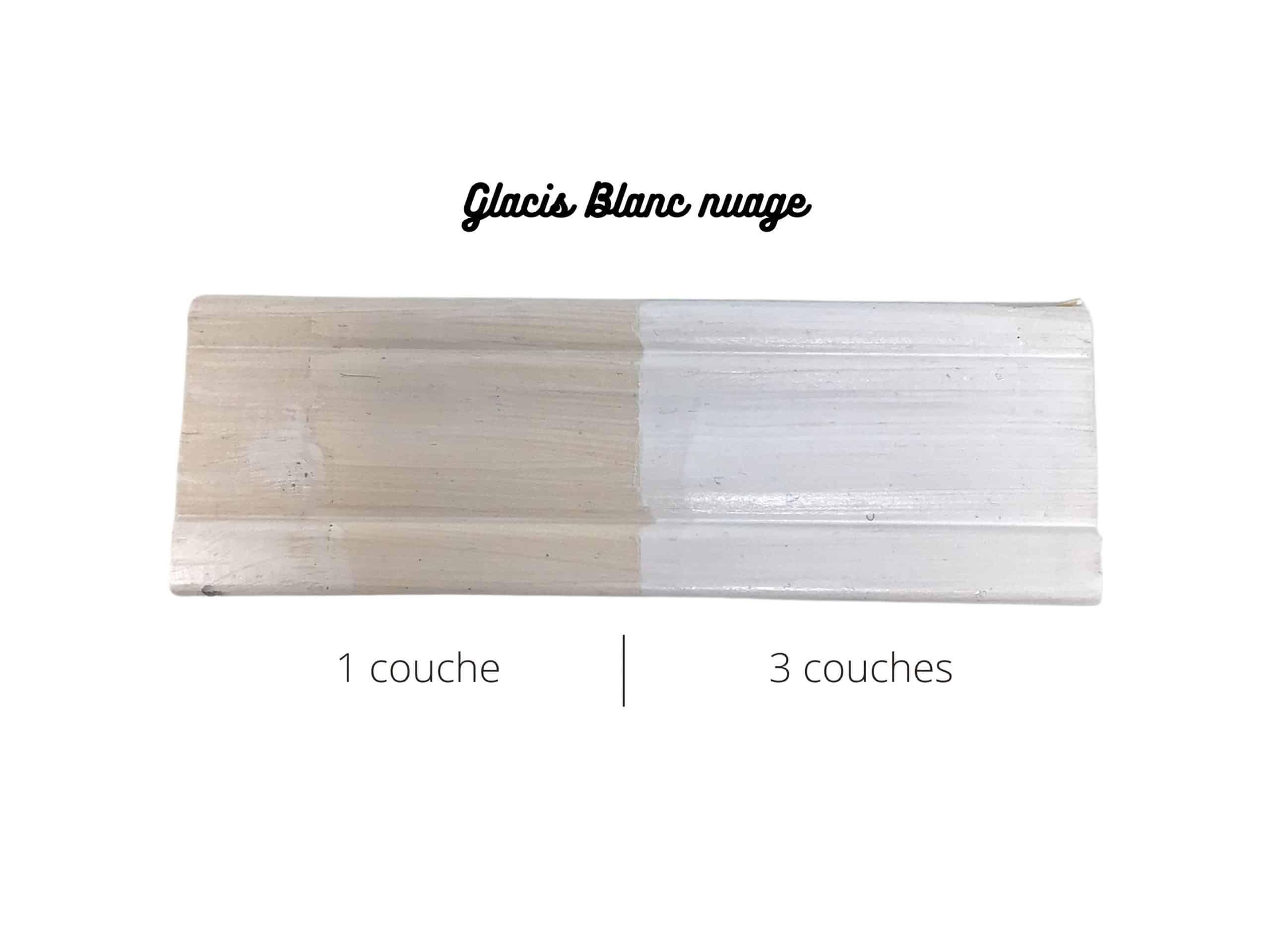 White Cloud glaze