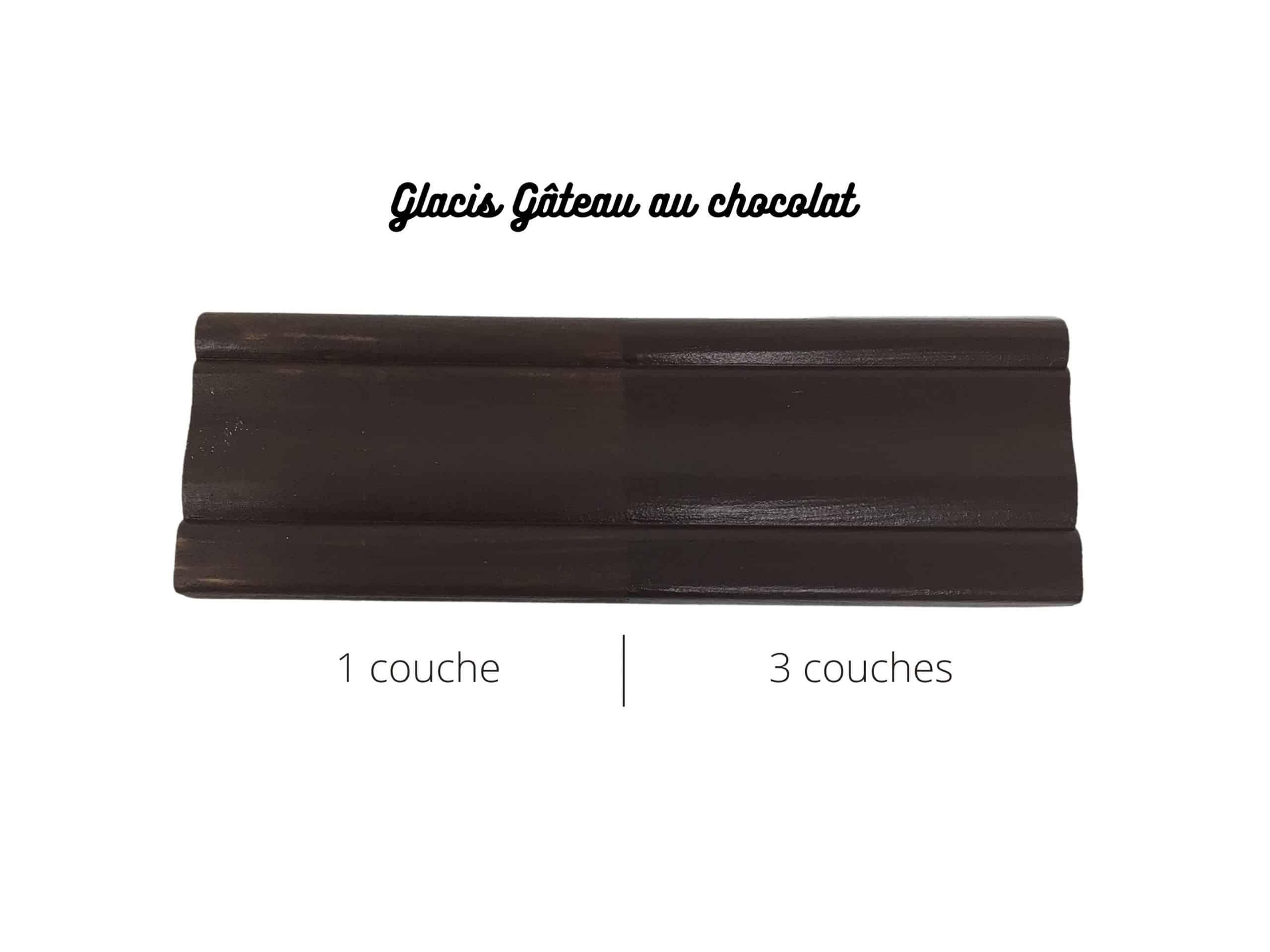 Chocolate Cake glaze
