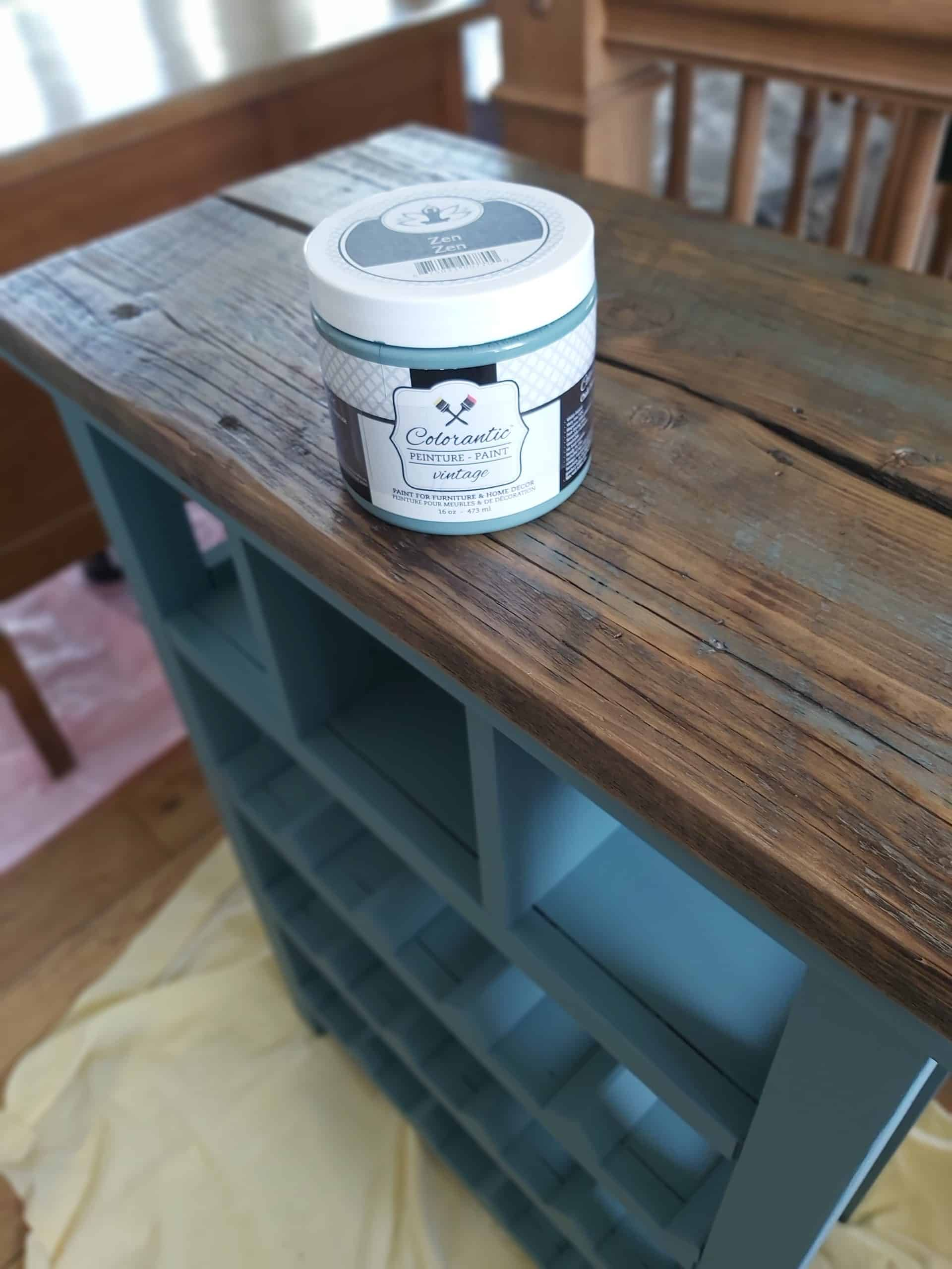 Pantry Table