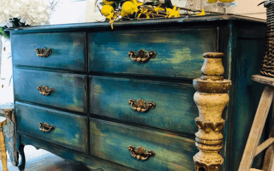How to transform a piece of furniture into a piece of resistance in your decor