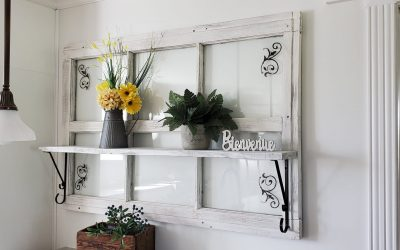 Upgrading an Old Window to Create a Wow Effect in the Kitchen